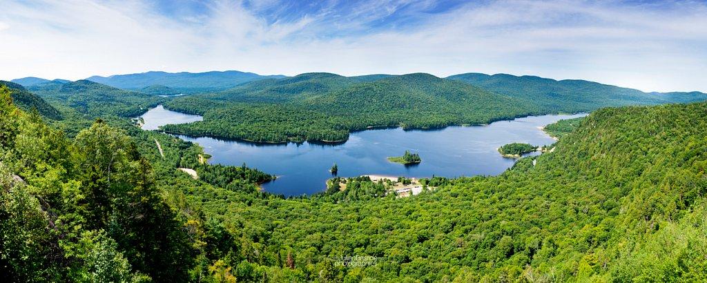 Lac Monroe au Québec