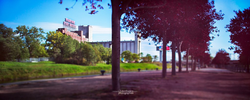 Farines Five Roses au TiltShift