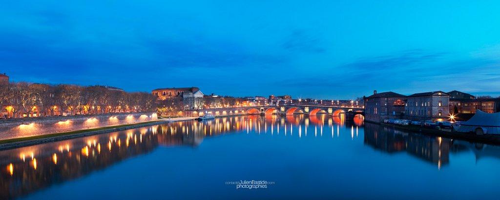 Pont Neuf à Toulouse