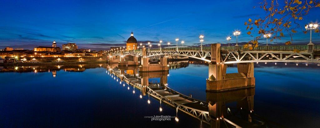 Pont St-Pierre à Toulouse