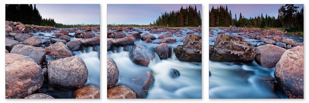 Rivière du Diable, Parc national du Mont-Tremblant