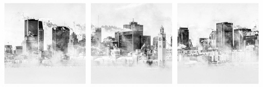 Montréal Triptique 1