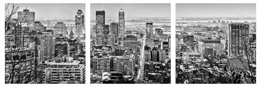 Montréal Triptique 5