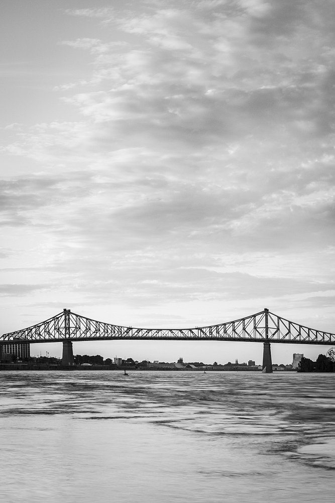 Jacques Cartier Bridge, Montreal, Quebec